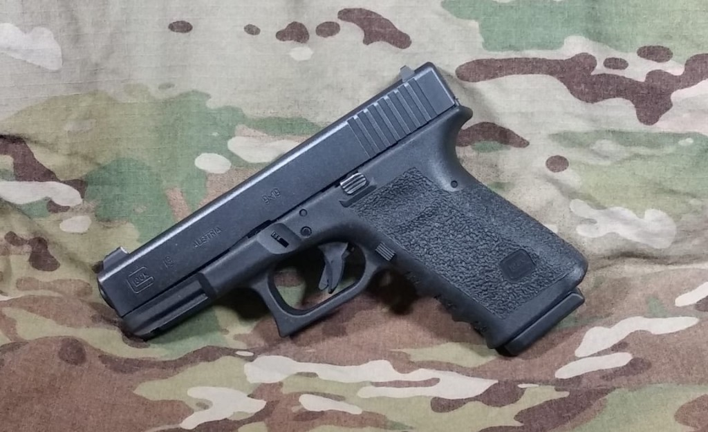 Cold Bore Customs reduced grip G19