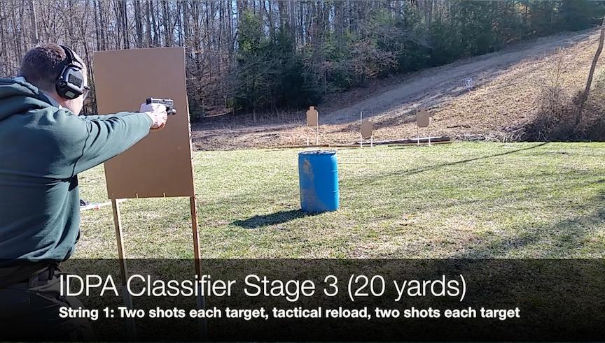 Armed Citizen Pistol Qualification Courses