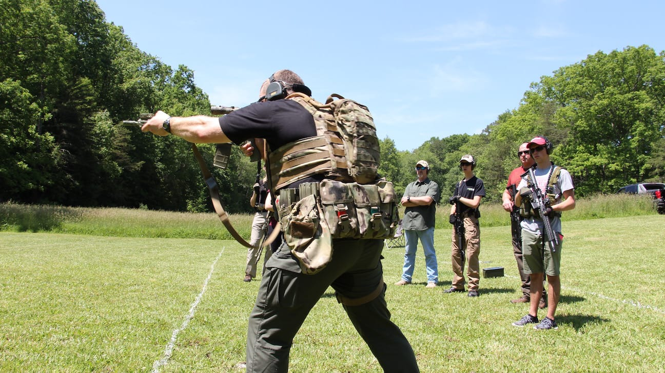 Tactical Rifle Carbine Training London KY