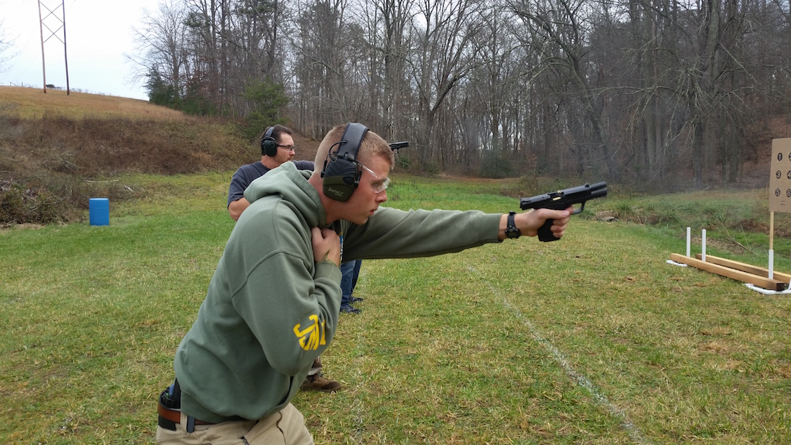 Firearm safety and marksmanship training classes