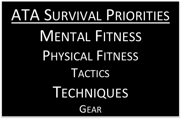 Basic Training: Get Your Priorities Straight