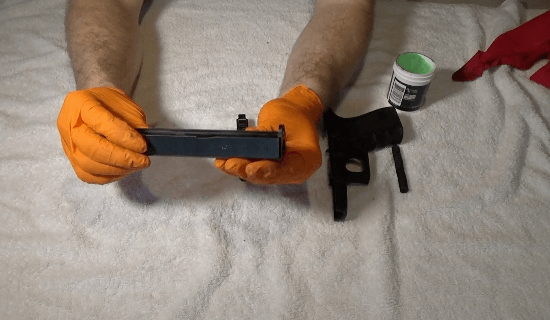 New YT Video: How to Lubricate a Pistol