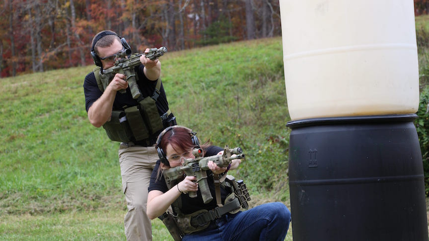 Weekday Rifle Class Added: 24 May 2016