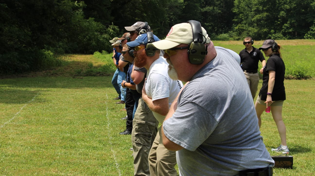 Advanced Concealed Carry Firearms training classes