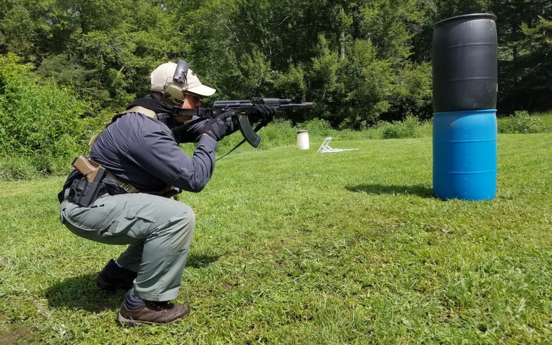 Student Review by Tony: ATA Rifle I – 08/21/2016