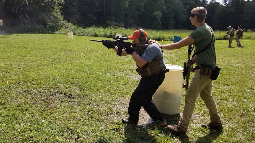 Student Review by Zach H: ATA Rifle I – 08/21/2016