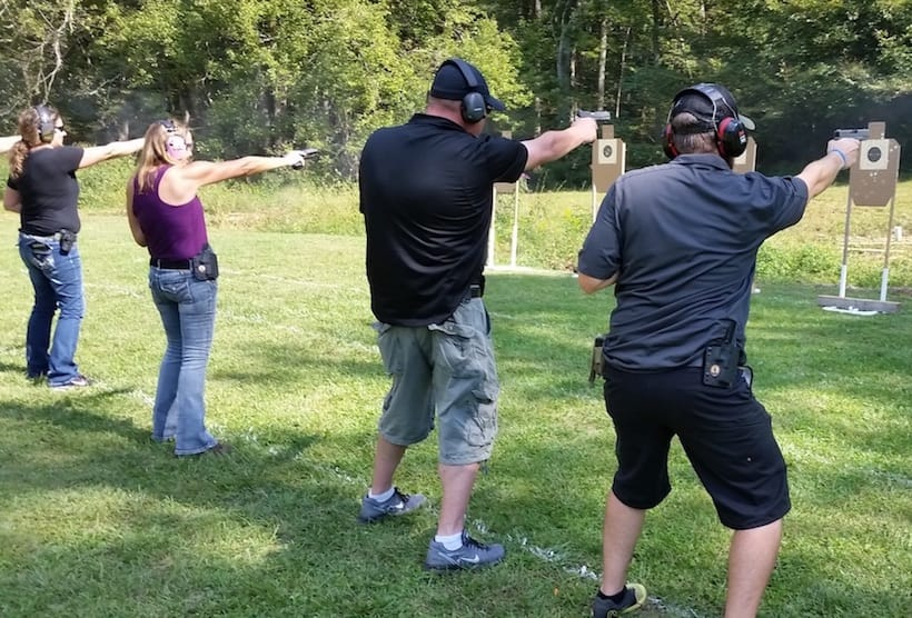 Student Review by Chris J: ATA Pistol I – 09/24/2016
