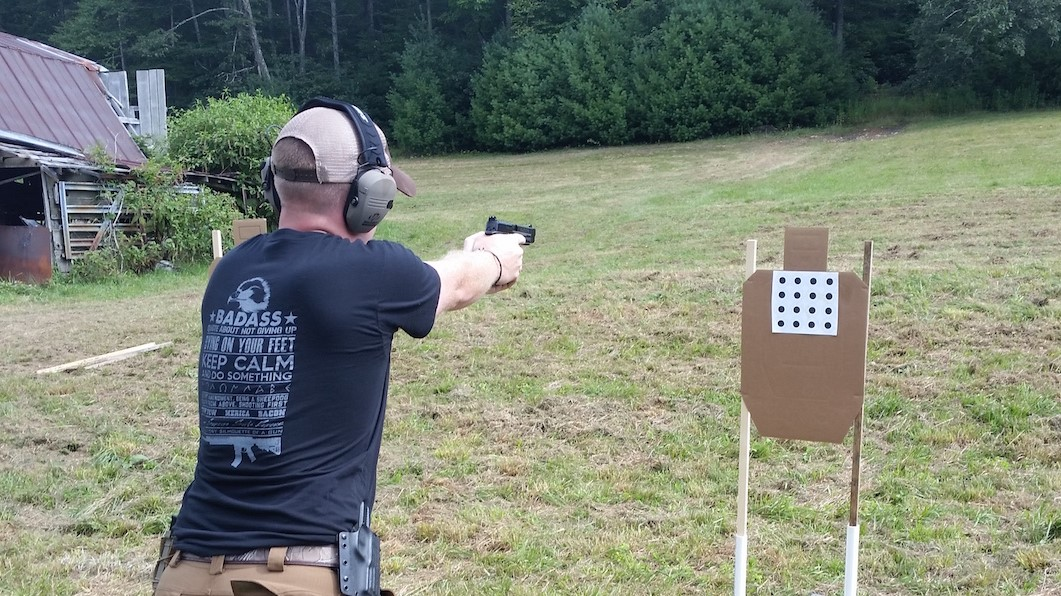 Student Review by Brandon T: ATA Pistol I – 08/13/2016
