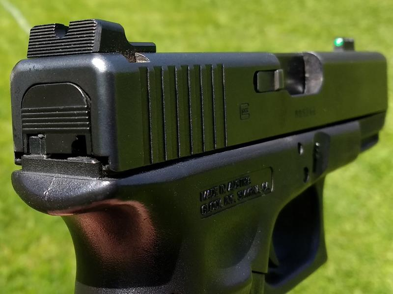 Quick Update On Sights For Handguns